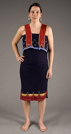 Porcupine Quill Jewelry Wôbanaki Women's ...
