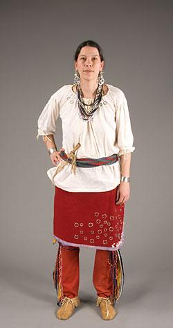 Woodland Womans Wrap Skirt 120