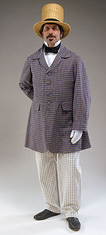 Men S Clothing From 1860