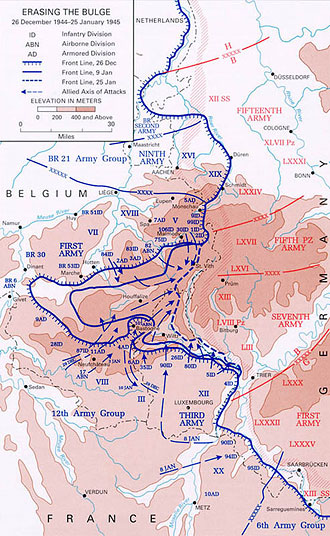 file:/activities/oralhistory/cappics/cohen1944_map, alt: map of western Europe showing the line of the German army being pushed east