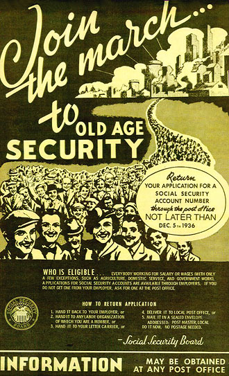 file:/activities/oralhistory/cappics/loving1929_ssposter, alt: poster informing people about applying for social security account