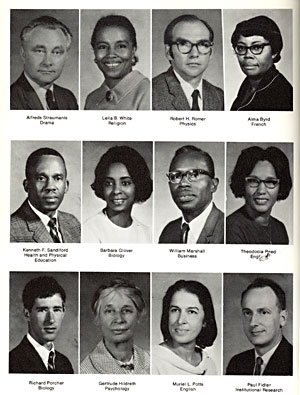 file:/activities/oralhistory/cappics/romer1969_yearbook, alt: Voorhees faculty headshots from yearbook.